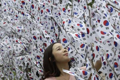Liberation Day in South Korea