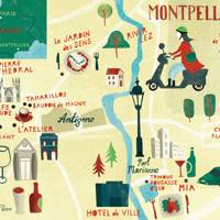 Getting to and around Montpellier
