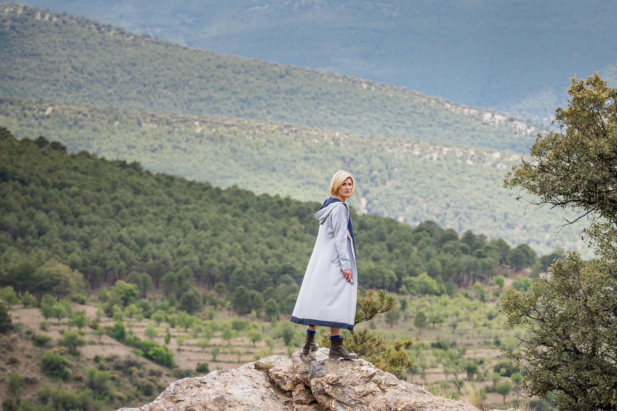 Where is Doctor Who filmed? | CN Traveller