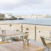 Porthminster Café, St Ives, Cornwall