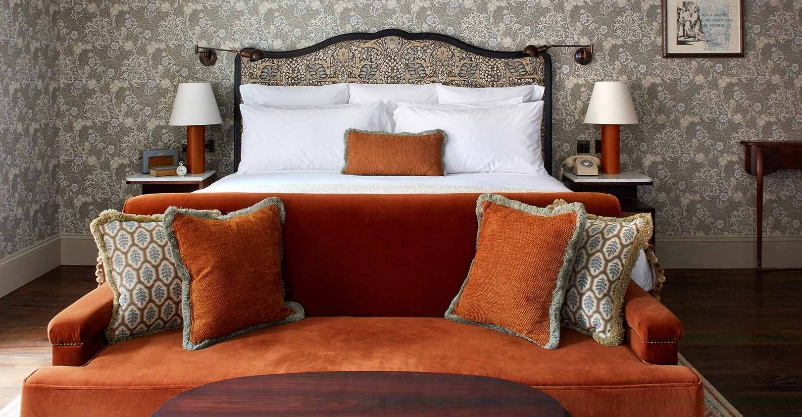 Win a night's stay at Kettner's in London