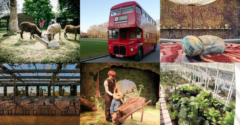 Activities for kids in London   CN Traveller