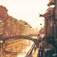 Milan's canals