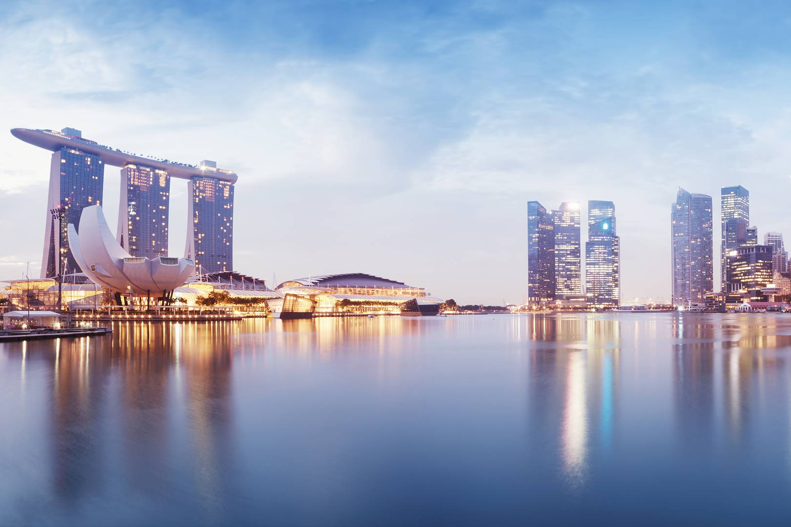 10 cool things to do in Singapore