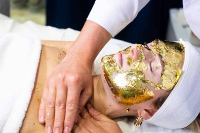 9. Treat yourself to pre-holiday facial
