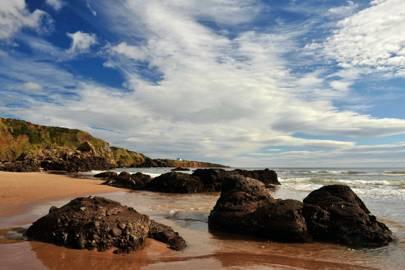 St Cyrus, Aberdeenshire, Scotland