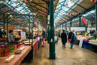 St George's Market, Belfast