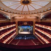 See a performance at the Royal Opera House