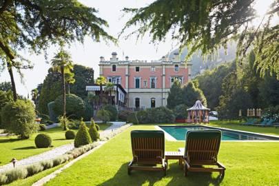6. Grand Hotel a Villa Feltrinelli, Lake Garda, Italy
