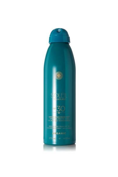 Soleil Toujours Organic Sheer Sunscreen Mist