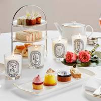 Diptyque Afternoon Tea at CAFÉ ROYAL