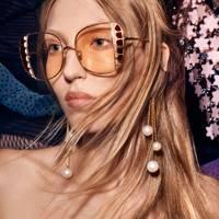 Linda Farrow Amelia sunglasses