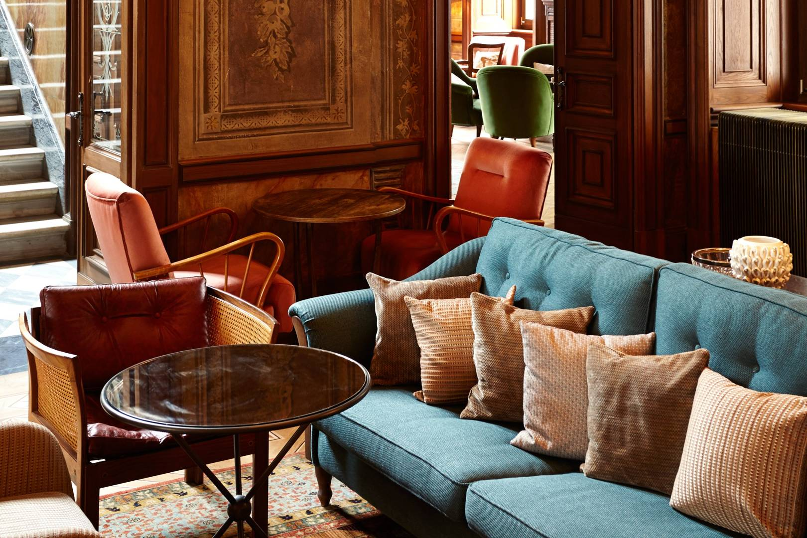 Soho House Istanbul Exclusive Hotel Review Cn Traveller