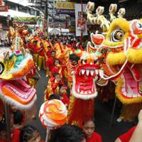 Chinese New Year celebrations in the Philippines