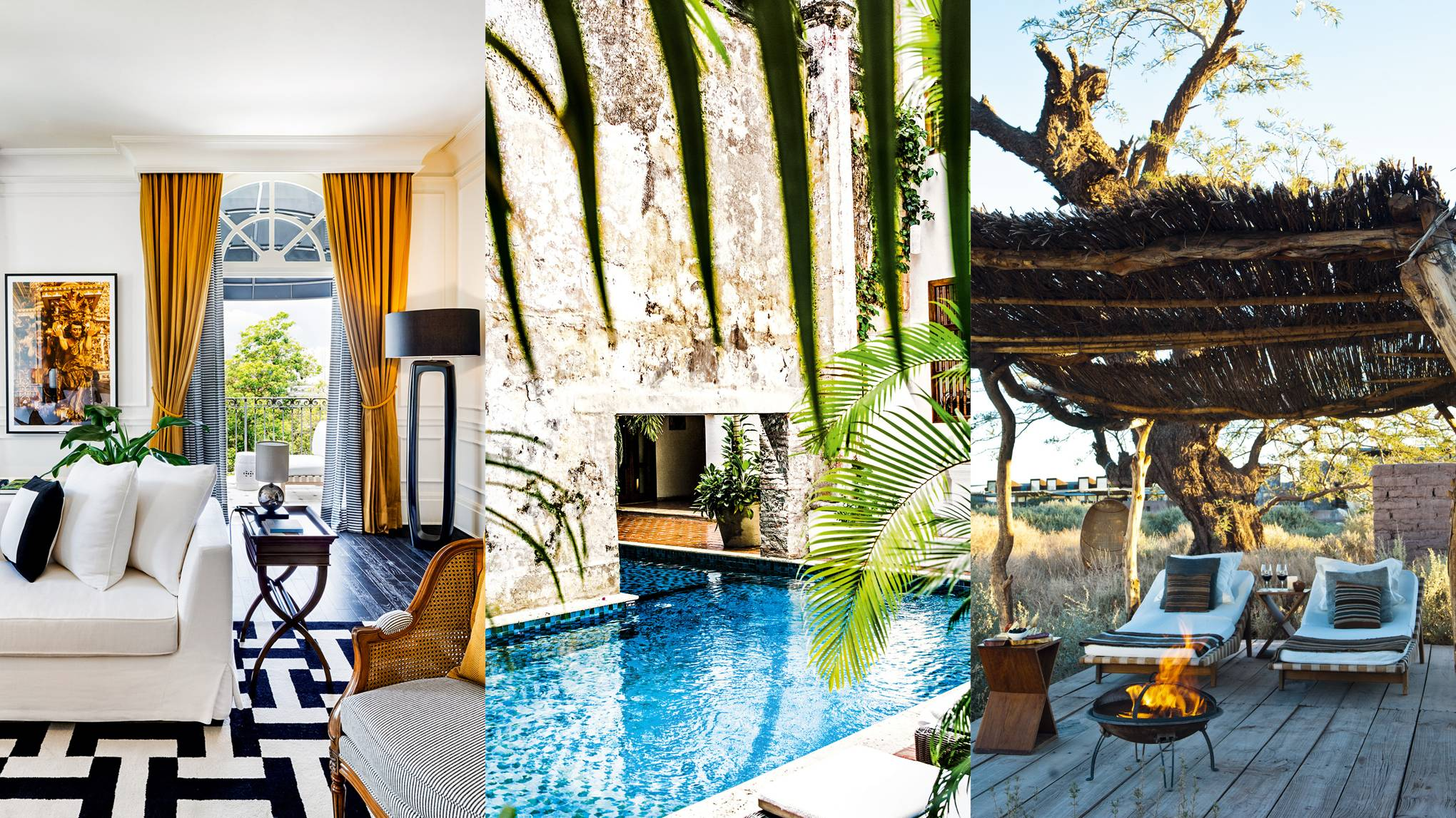 The best hotels in Mexico and South America: the Gold List 2020