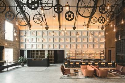 The Warehouse Hotel, Singapore