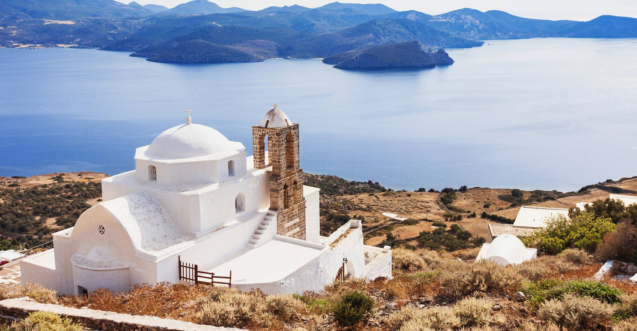 20 best Greek islands