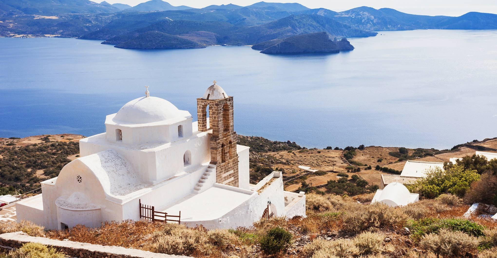 20 best Greek islands