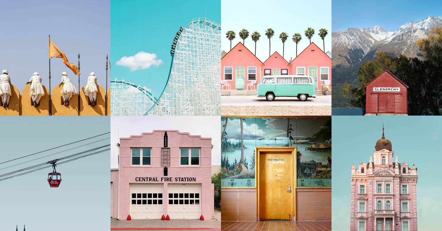 10 of the coolest 'Accidentally Wes Anderson' locations