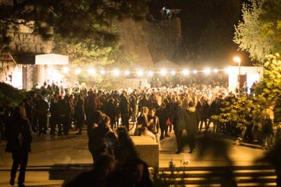 9. Cultural parties in the park