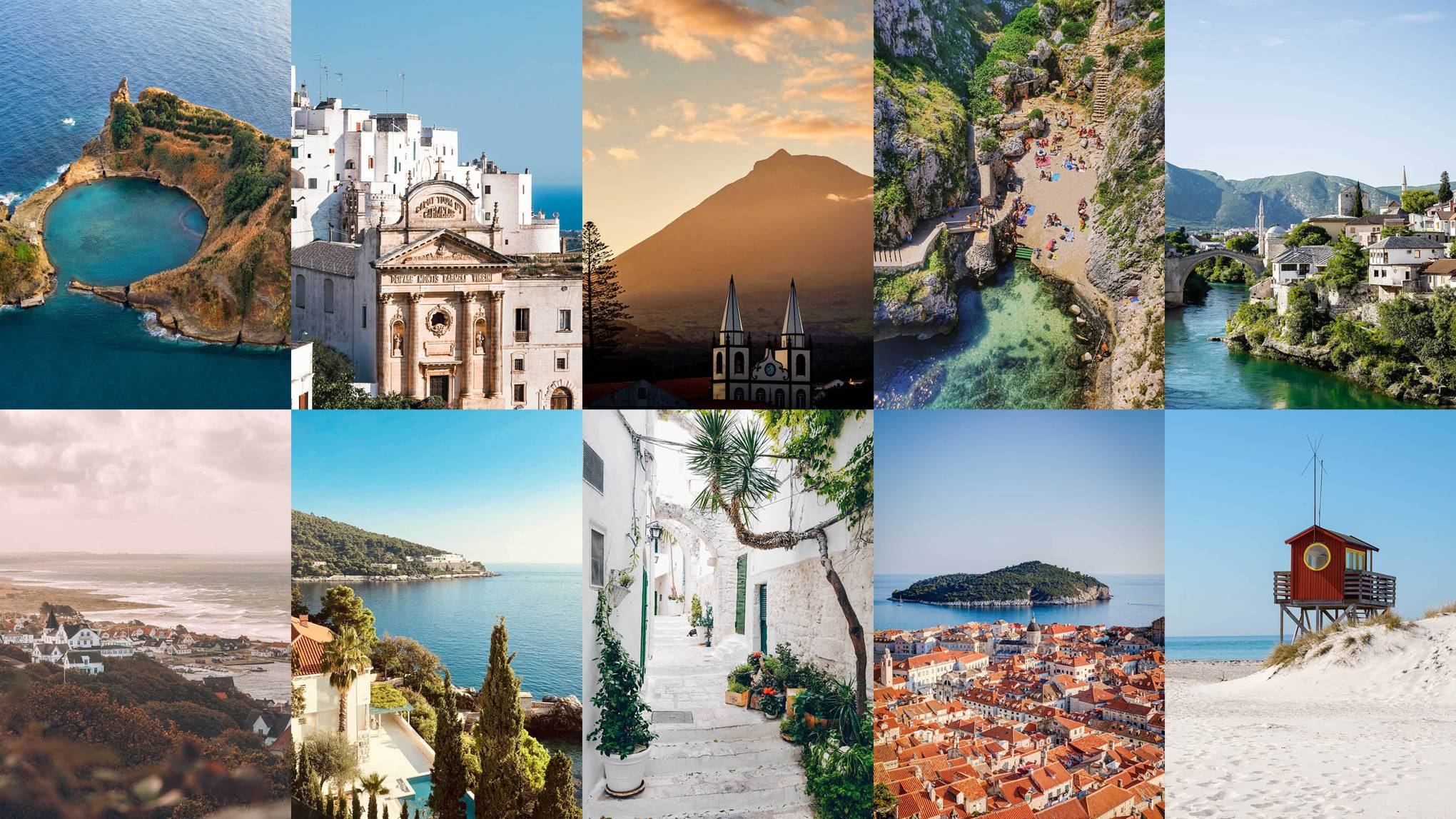 The 10 best places to visit in Europe in 2021 | CN Traveller