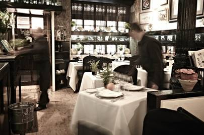 Viridiana Restaurant, Madrid