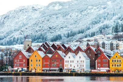 13. Bergen