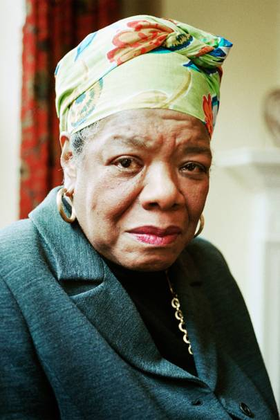 'All God's Children Need Traveling Shoes' by Maya Angelou