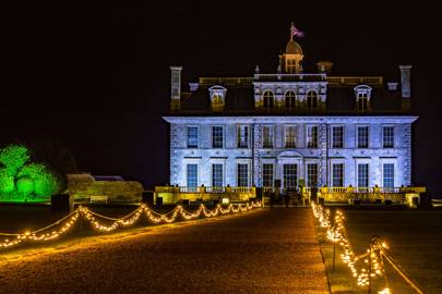 Christmas at Kingston Lacy