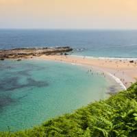 5. Pechón Playa, Cantabria