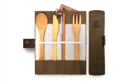16. Portable cutlery