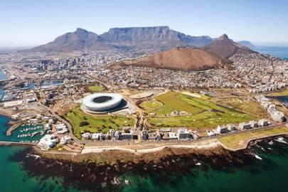 9. Cape Town