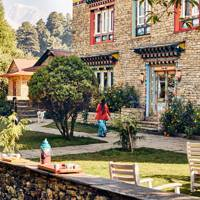 6) For tales from the Himalayan house where Sir Edmund Hillary was a regular visitor