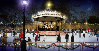 The Best Outdoor Ice Skating Rinks In Britain For Winter