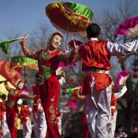 Chinese New Year celebrations in Beijing