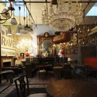 Brunswick House Cafe, London