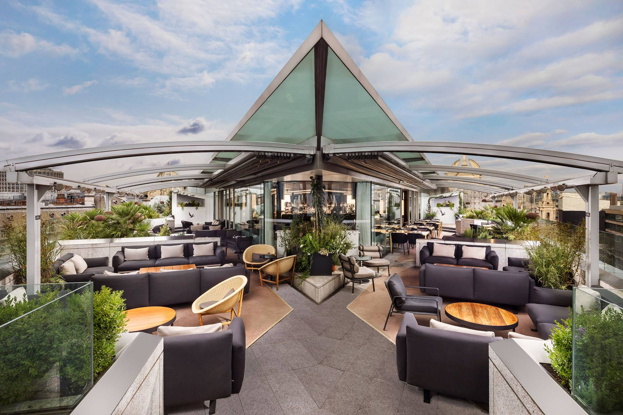 & Rooftop bars London: our 17 favourite | CN Traveller