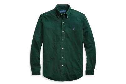 14. A corduroy shirt