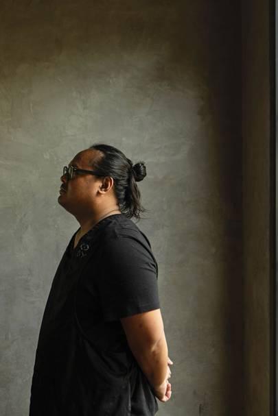 Chef Jordy Navarra of Manila's Toyo Eatery