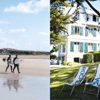 Villa Tri Men in Sainte-Marine, Finistère