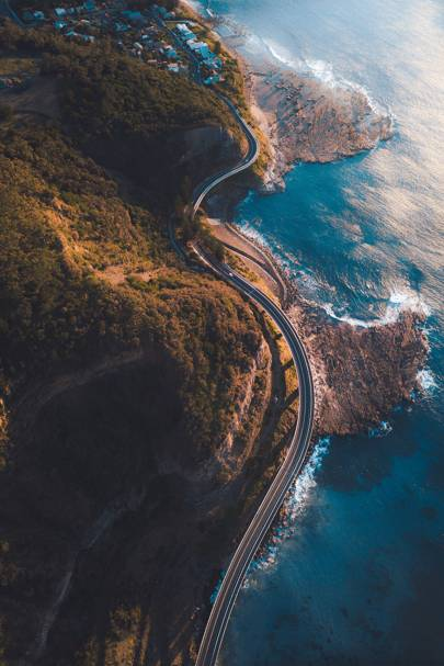 Grand Pacific Drive, Australia