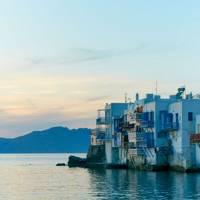 Little Venice, Chora, Mykonos
