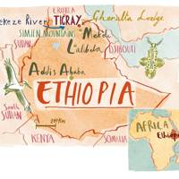 How to get to Ethiopia