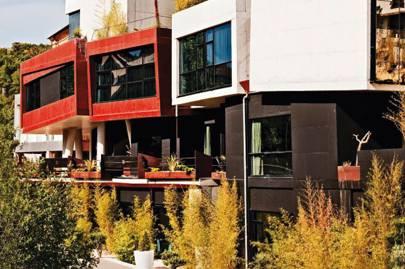 The contemporary Hotel Viura