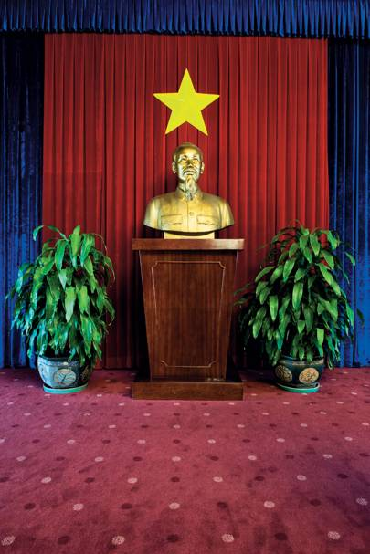 Ho Chi Minh City's Reunification Hall