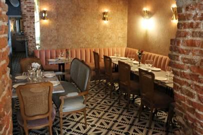 Restaurante Gigi, Chamberi