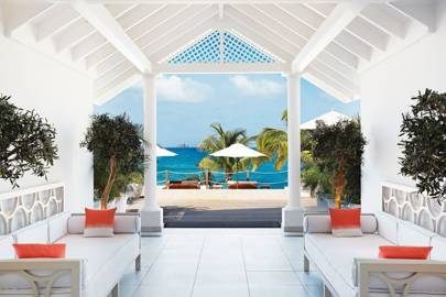 Exclusive Review Cheval Blanc St Barth Isle De France The Top Hotel