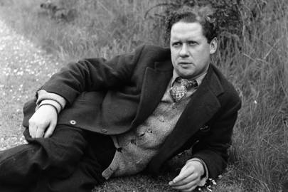 The favourite bars of Dylan Thomas