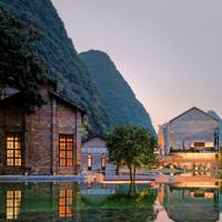 20. Alila Yangshuo, China