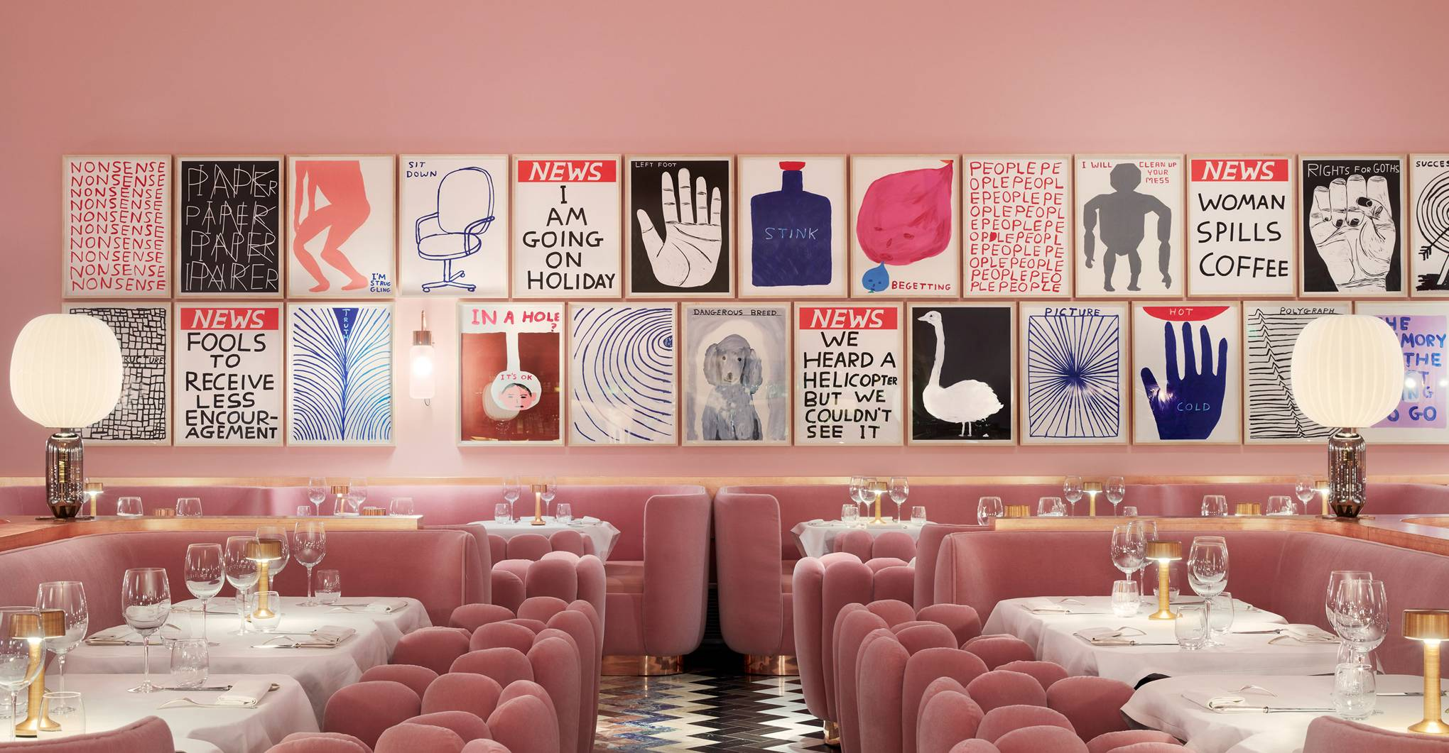 The most beautiful restaurants in London for 2018